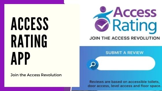 Access Rating App – Join the Access Revolution