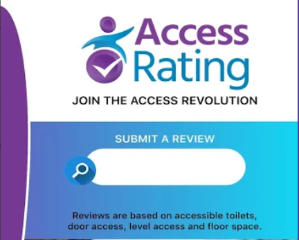 Access Rating App - Join the Access Revolution | Disabled Access Review